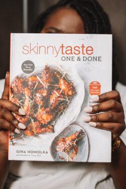 Skinny taste cookbook