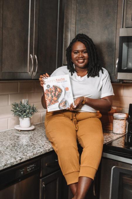 skinny taste cook book
